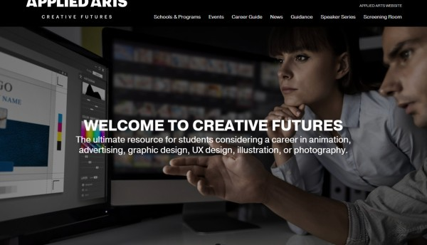 Creative Futures by Applied Arts