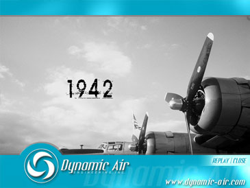 Website design and development Montreal - Dynamic Air Engineering by Grafika Designs